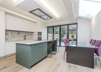 Thumbnail 5 bed terraced house for sale in Melrose Avenue, Southfields, London