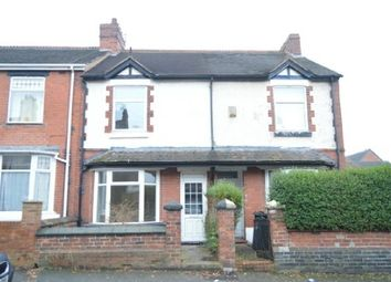 Thumbnail 4 bedroom terraced house to rent in King Street, Near Keele, Newcastle-Under-Lyme