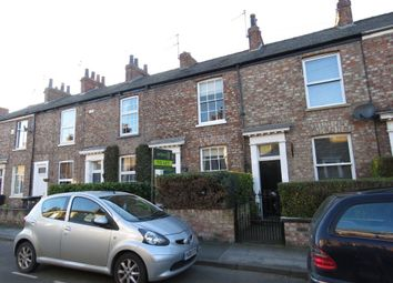 Thumbnail 2 bed terraced house to rent in Brownlow Street, York