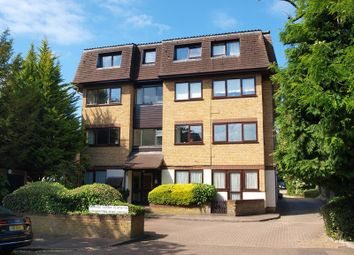 Thumbnail 1 bed flat for sale in Rowantree Road, Enfield