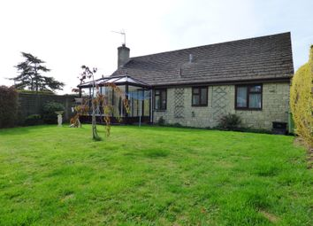 Thumbnail 2 bedroom bungalow for sale in Brook Close, Northleach, Cheltenham, Gloucestershire