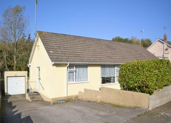 Thumbnail 2 bed semi-detached bungalow for sale in Trevance, Penryn