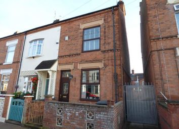 Thumbnail 2 bedroom end terrace house for sale in Oban Street, Leicester