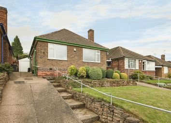 Thumbnail 2 bed detached bungalow for sale in Calverton Road, Arnold, Nottingham