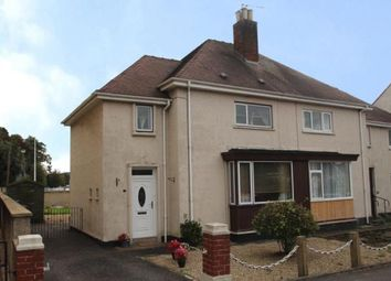 Thumbnail 2 bed semi-detached house for sale in Moss Road, Tillicoultry, Clackmannanshire