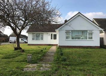 Thumbnail 2 bed detached bungalow to rent in Grange Close, Ferring