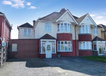 Thumbnail 4 bed semi-detached house for sale in Eastcote Lane, Harrow, Middlesex