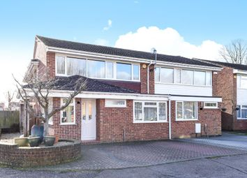 Thumbnail 4 bed semi-detached house for sale in Hemel Hempstead, Hertfordshire