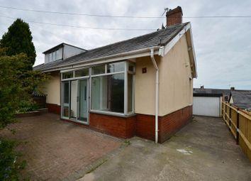Thumbnail 2 bed semi-detached bungalow for sale in Talbot Avenue, Clayton Le Moors, Accrington