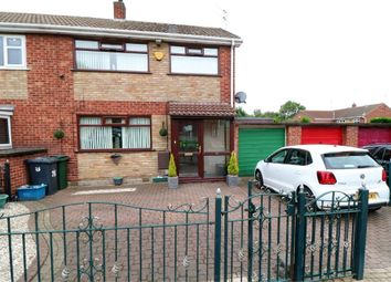 Thumbnail 3 bed end terrace house for sale in Muirfield Avenue, Swinton, Mexborough, South Yorkshire