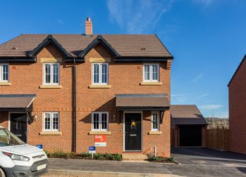 Thumbnail 3 bed semi-detached house to rent in Maize Lane, Stratford-Upon-Avon