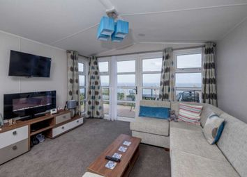 Thumbnail 3 bed mobile/park home for sale in Shaldon, Teignmouth, Devon