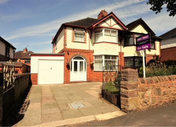 Thumbnail 3 bed semi-detached house for sale in Little Chell Lane, Stoke-On-Trent
