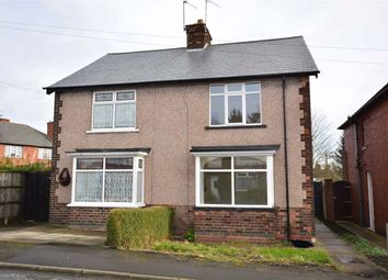 Thumbnail 2 bed semi-detached house for sale in Eastfield Road, Codnor, Ripley
