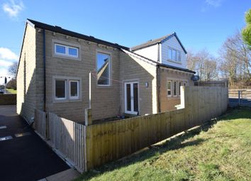 Thumbnail 4 bed detached house for sale in Laund Road, Salendine Nook, Huddersfield