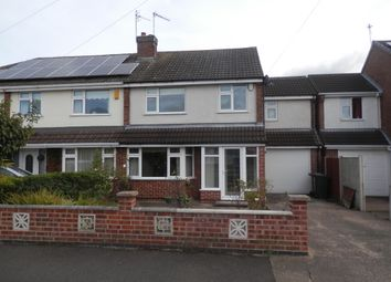 Thumbnail 3 bed semi-detached house to rent in Lodge Road, Long Eaton