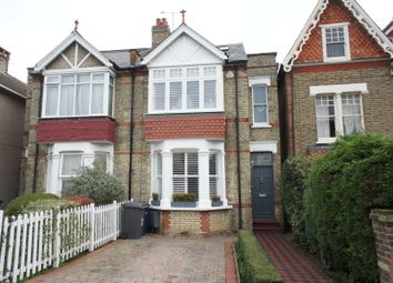 Thumbnail 4 bed semi-detached house for sale in Victoria Road, New Barnet