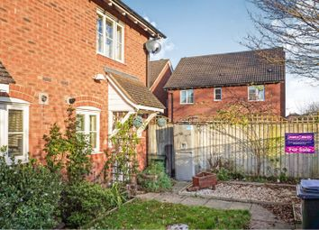 Thumbnail 2 bed end terrace house for sale in Cleveland Way, Westbury