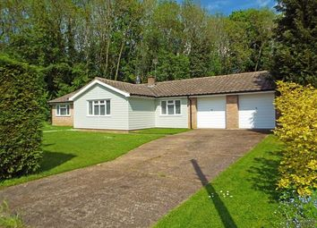 Thumbnail 4 bed detached bungalow for sale in Longfields, Swaffham