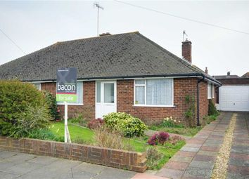 Thumbnail 2 bed property for sale in Benedict Close, Worthing, West Sussex