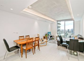 Thumbnail 1 bed flat for sale in Hoola, 3 Tidal Basin Road, Royal Roads, London