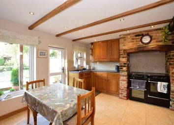 Thumbnail 3 bed detached bungalow for sale in Headcorn Road, Grafty Green, Maidstone, Kent