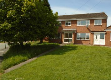 Thumbnail 3 bed property for sale in Galton Drive, Telford Estate, Shrewsbury