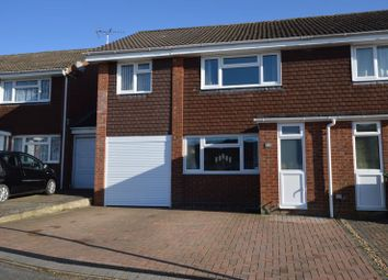 4 bed semi-detached house for sale in Thorpe Gardens, Alton, Hampshire GU34