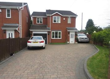 Thumbnail 4 bedroom detached house to rent in Bath Street, Sedgley, Dudley