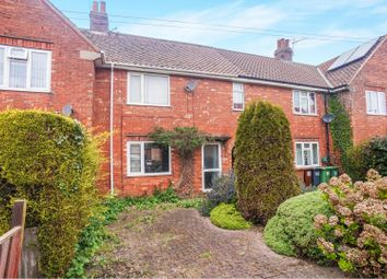 Thumbnail 3 bedroom terraced house for sale in Francis Street, Lincoln