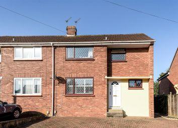 Thumbnail 3 bedroom semi-detached house for sale in Poplar Grove, Kennington, Oxford