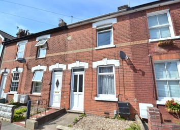 Thumbnail 2 bed terraced house to rent in Winchester Road, Colchester