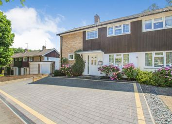 Thumbnail 3 bed semi-detached house for sale in Galley Hill, Hemel Hempstead
