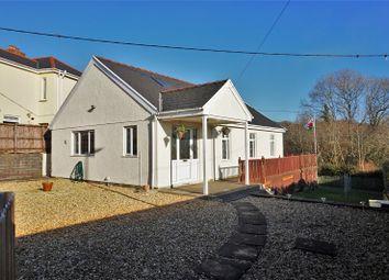 Thumbnail 3 bedroom detached bungalow for sale in Ffordd Raglan, Heol Y Cyw, Bridgend, Bridgend County.