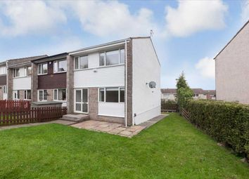 Thumbnail 3 bed end terrace house to rent in Hillend Crescent, Glasgow, East Renfrewshire