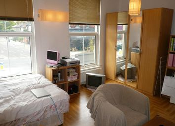 Thumbnail Studio to rent in Goldhawk Road, Stamford Brook, London