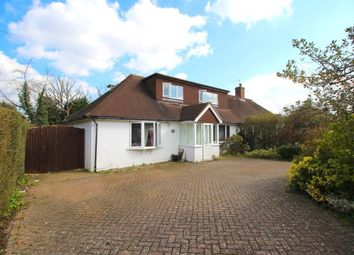 Thumbnail 4 bed semi-detached house to rent in Elmside, Guildford
