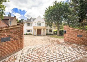 Thumbnail 5 bedroom detached house for sale in Windsor Road, Gerrards Cross, Buckinghamshire