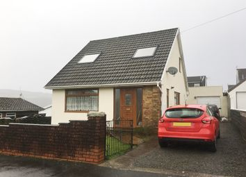 Thumbnail Detached bungalow for sale in Rowan Close, Penycoedcae, Pontypridd