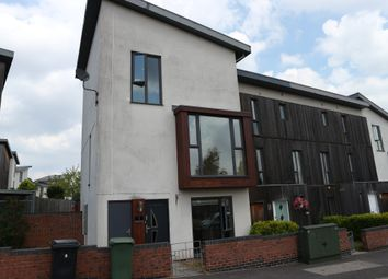 Thumbnail 3 bed end terrace house to rent in Banbury Way, Sherborne Saint John, Basingstoke