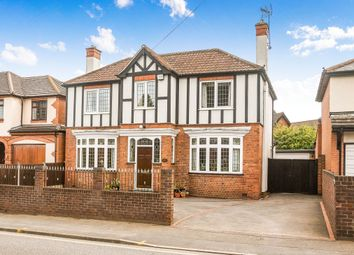 Thumbnail 4 bed detached house for sale in Kidderminster Road, Hagley, Stourbridge