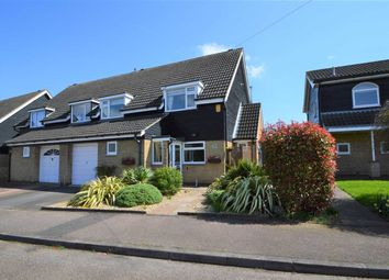 Thumbnail 4 bedroom semi-detached house for sale in Franklin Drive, Tollerton, Nottingham