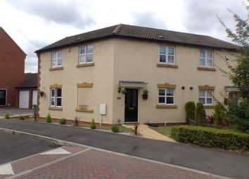 Thumbnail 3 bed semi-detached house for sale in Piper Close, Mansfield Woodhouse, Mansfield, Nottinghamshire