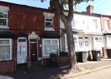 Thumbnail Property for sale in Tiverton Road, Selly Oak, Birmingham, West Midlands