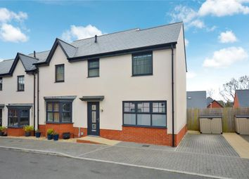 Thumbnail Semi-detached house for sale in Old Quarry Drive, Exminster, Exeter, Devon