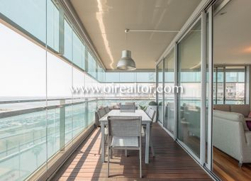 Thumbnail 3 bed apartment for sale in Diagonal Mar, Barcelona, Spain