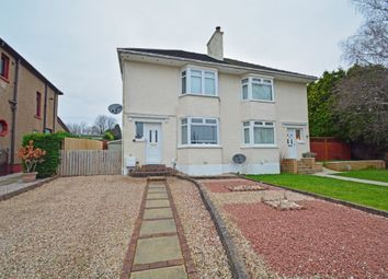 Thumbnail 3 bed semi-detached house for sale in Broomlea Crescent, Inchinnan