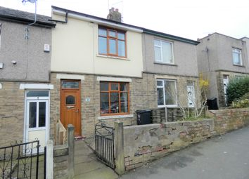 Thumbnail 2 bed terraced house for sale in Castle Avenue, Rastrick, Brighouse