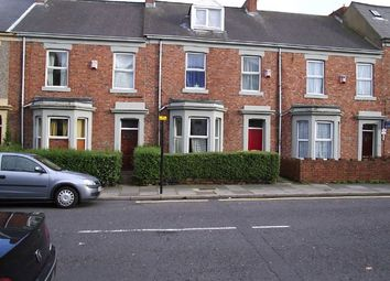 Thumbnail 4 bedroom terraced house to rent in Brighton Grove, Arthurs Hill, Newcastle Upon Tyne