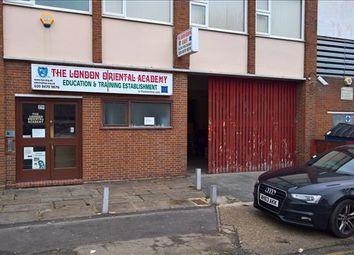 Thumbnail Light industrial to let in Ground Floor, 3 Kempton Road, East Ham, London